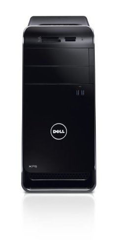Dell XPS X8500-4726BK Desktop (Black)