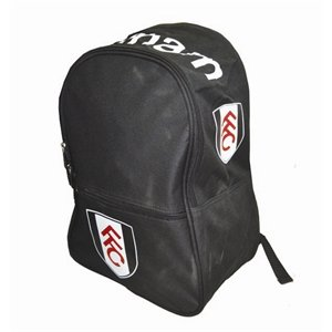 New Official Fulham FC Big Logo Backpack