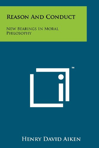 Reason and Conduct: New Bearings in Moral Philosophy