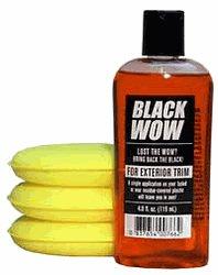 Black Wow Exterior Trim Restorer