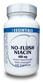 Ask The Pharmacist Group L.L.C. No-Flush Niacin 400 Mg (100)