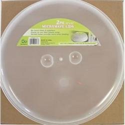 2 Pk. Microwave Splatter Lids (Sold By 1 Pack Of 48 Items)