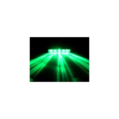 15 Logisys Deluxe Sound Activated Cold Cathode Complete Light Kit with Dual Output Inverter (Green)