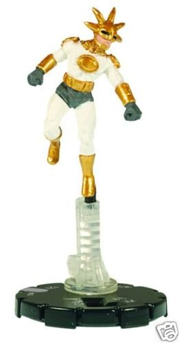 """AZTEK JUSTICE LEAGUE UNLIMITED - DC SUPER HEROES 4.5"""" POSEABLE ACTION FIGURE - 1"""