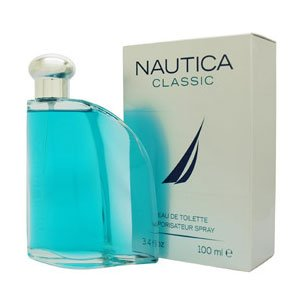 Nautica Classic Profumo Uomo di Nautica - 100 ml Eau de Toilette Spray