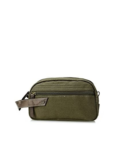 Timberland Men's Canvas Travel Kit