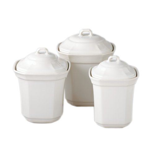 Pfaltzgraff Providence 3-Piece Canister Set