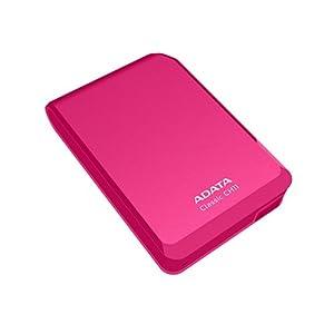 ADATA CH11 1TB USB 3.0 External Hard Drive ACH11-1TU3-CPK (Pink)