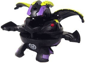 Bakugan New Vestroia Series 2 Darkon [Black] Percival