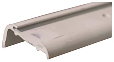 Patrick Metals 164524 14' New White Insert Roof Edge