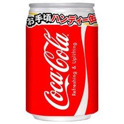 コカコーラ コカ・コーラ 280ml缶 24本
