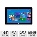 Microsoft - Surface 2 with 32GB - Magnesium