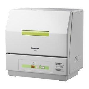 パナソニック 食器洗い機(ホワイト)(※乾燥機能なしタイプ)Panasonic プチ食洗 NP-TCB1-W
