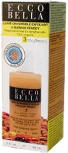 Leave-On Invisible Exfoliant & Blemish Remedy,3, 2 fl oz (60 ml) by Ecco Bella