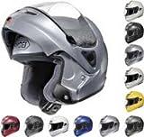 Shoei Multitec Helmets - Modular - Flip-up X-Large Matte Black