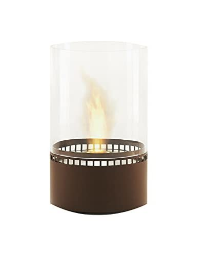 EcoSmart Fire Lighthouse 150 Fireplace, Core-Ten