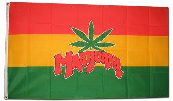 Marijuana - 3' x 5' Polyester Flag
