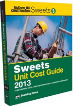 Sweets Unit Cost Guide 2013 - BNI Publications - SW-UnitCost - ISBN: 1557017697 - ISBN-13: 9781557017697