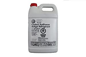 Genuiene Audi Fluid G012A8G1G Antifreeze Coolant - 1 Gallon from Audi
