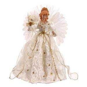 Angel Christmas Tree Topper Holiday D 233 Cor Season Charm