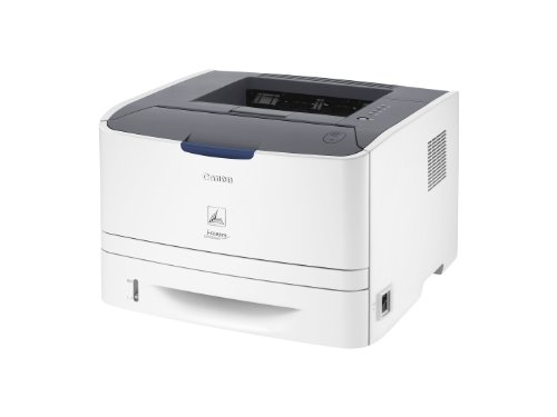 Canon i-SENSYS LBP6300dn Laser Printer (30ppm mono printer, automatic double-sided printing)