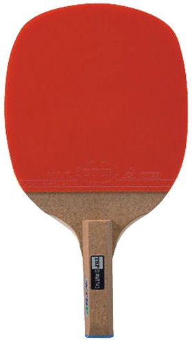 TSP Giant Soft 13P Japanese Penhold Table Tennis Racket with high spin inverted rubber topsheet