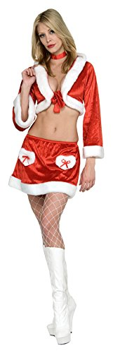 Rubie's Costume Co Women's Santa's Christmas Cookie Costume