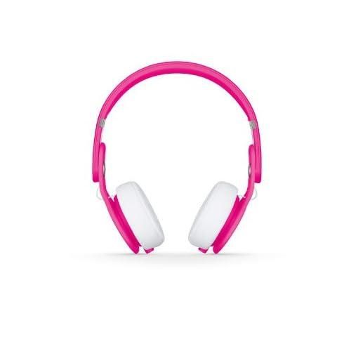 beats by dr.dre beats mixr Neon Pinkの写真02。おしゃれなヘッドホンをおすすめ-HEADMAN(ヘッドマン)-