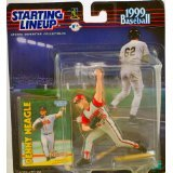Denny Neagle 1999 Starting Lineup Baseball Sports Superstar Collectible