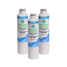 3 Pack Rfc-700A Compatible Water Filter For Kenmore 46-9101,469101,9101;Samsung Da-97-08006A,Da-97-08006A-B,Da-97-08006B,Da29-00019A,Da29-00020A,Da29-00020B,Da2900019,Da2900020A,Da2900020B,Da97-08006A-B;Haf-Cin;Haf-Cin-Exp;Haf-Cinexp;Hafcin front-93399
