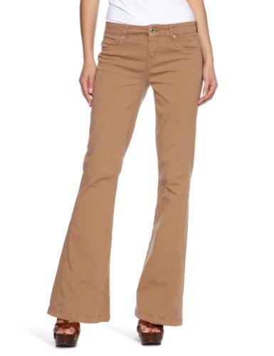 Firetrap Jenni Flared Women's Jeans Cinnamon
