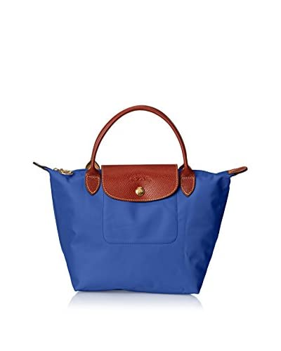 Longchamp Women's Le Pliage Small Handbag, Azzuro