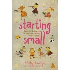 Starting Small: Teaching Tolerance in Preschool and the Early Grades, sara bullard, jim carnes