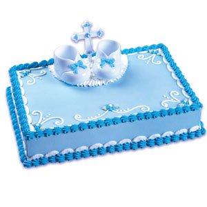 Cake Decorating Supplies Christening : Amazon.com: Oasis Supply Cake Decorating Kit, Christening ...