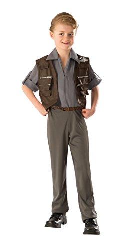 Rubie's Costume Jurassic World Owen Deluxe Child Costume, Medium