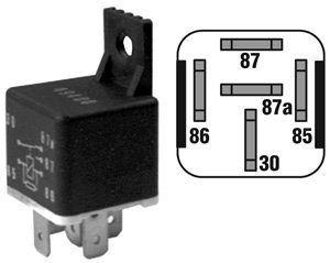 Lawn Mower Relay Replaces AYP/ROPER/SEARS 109748