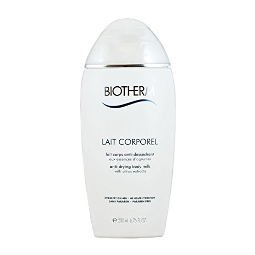 Biotherm Lait Corporel Anti-Drying Latte Corpo, 200 ml