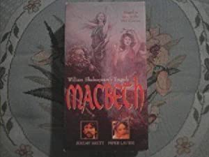MacBeth - The Shakespeare Collection Volume 2 [VHS]
