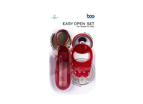 Boa BO11225 Easy Open Set- Lollipop and Canpull