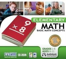 Basic Math Concepts (Win/Mac) (Jewel Case)