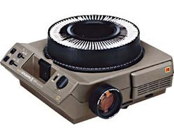 kodak Ektagraphic E plus slide projector