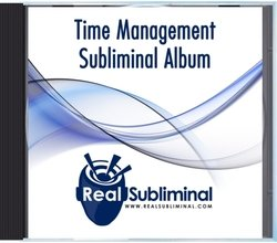 Time Management Subliminal CD