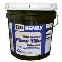 Ww Henry Company #130 Asphalt Based Vct Adhesve FP00130069