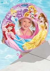 Disney 3D Swim Ring - Disney Princesses - 1