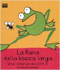 Cover La rana dalla bocca larga
