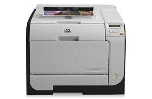 Hewlett Packard M451NW Laserjet Enterprise 400