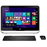 "HP Pavilion 23-p112 AMD Quad-Core A8 23"" Touch Full HD All-in-One Desktop Computer"