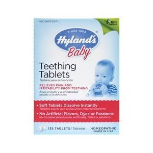 Hylands Teething Tablets