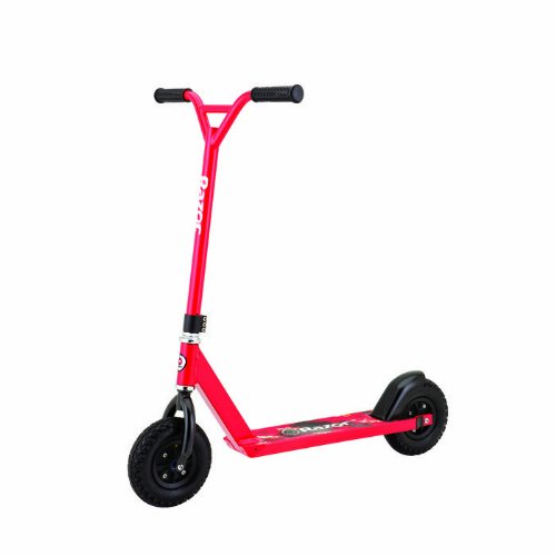 Find Discount Razor Pro RDS Dirt Scooter, Red