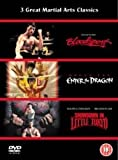 Bloodsport/Enter The Dragon (Uncut)/Showdown In Little Tokyo [DVD]